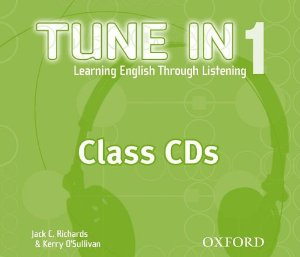 Tune In 1 Class Audio CDs (3)