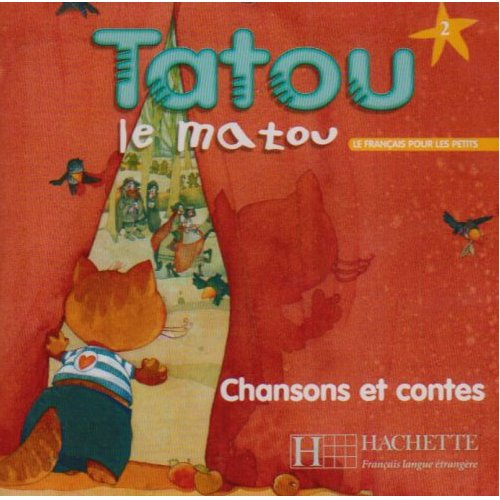 Tatou le matou 2 - CD audio eleve (Лицензия)