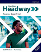 Headway Fifth edition  Advanced Student's Book with Online Practice
