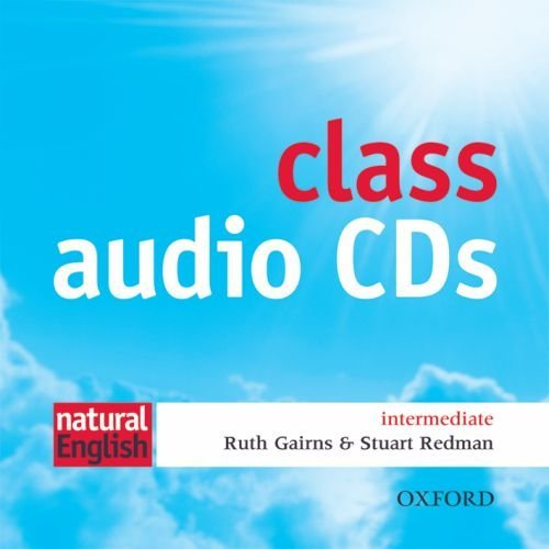 natural English Intermediate Class Audio CDs (2)
