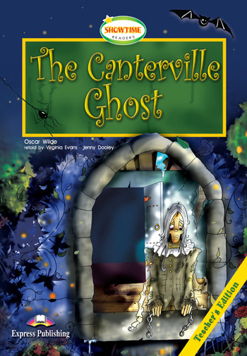 Showtime Readers Level 3 The Canterville Ghost Teacher's Edition