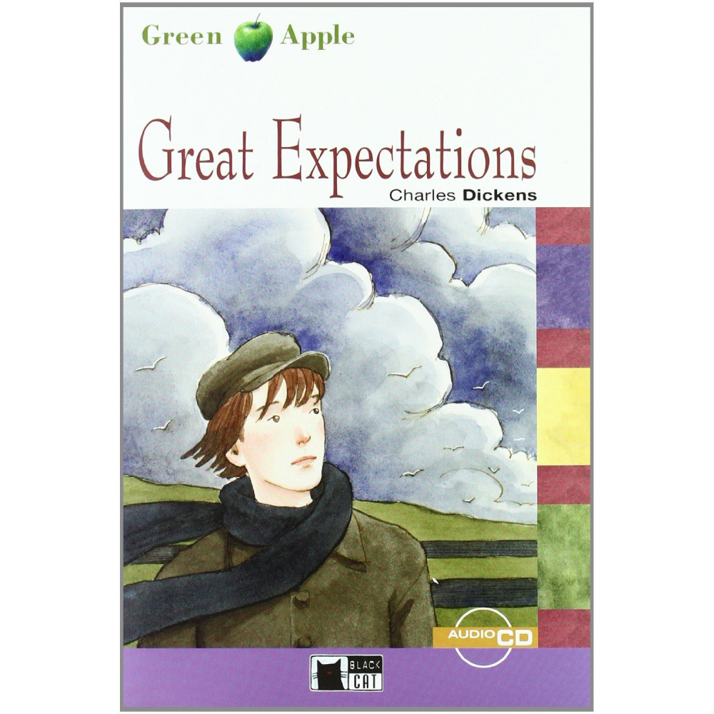 Green Apple Starter:  Great Expectations with Audio CD