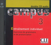 Campus 3 Audio CD individuel(2)