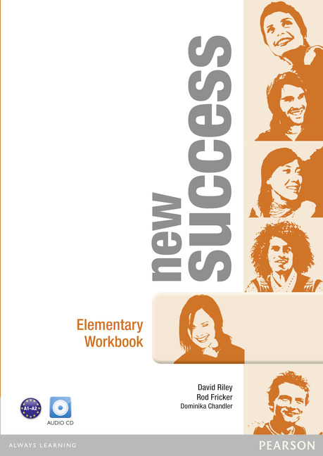 New Success Elementary Workbook with Audio CD