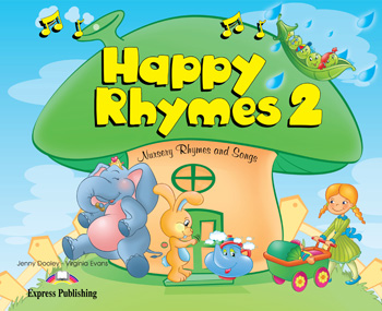 Happy Rhymes 2 Story Book