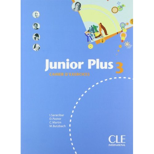 Junior Plus 3 - Cahier d'exercices