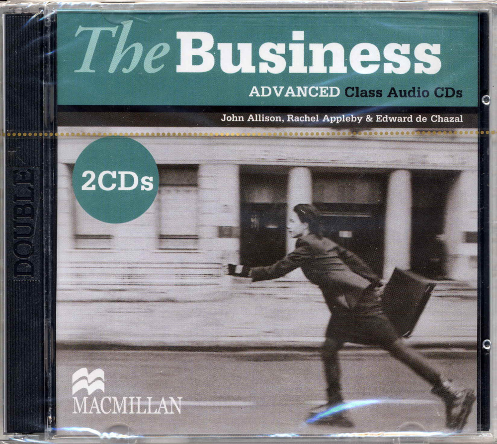 The Business Advanced Class Audio CD (2) (Лицензия)