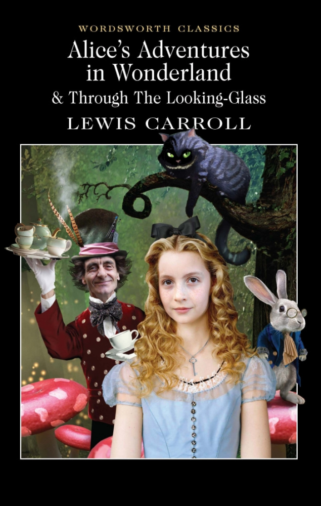 Carroll L. Alice's Adventures In Wonderland And Through The Looking Glass