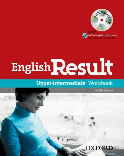 English Result Upper-Intermediate Workbook Without Answer Booklet
