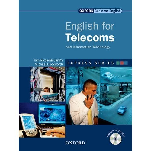 Express Series English for Telecoms and Information Technology