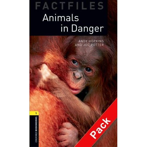 Animals in Danger Audio CD Pack