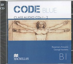 Code Blue B1 Class Audio CD (Лицензия)