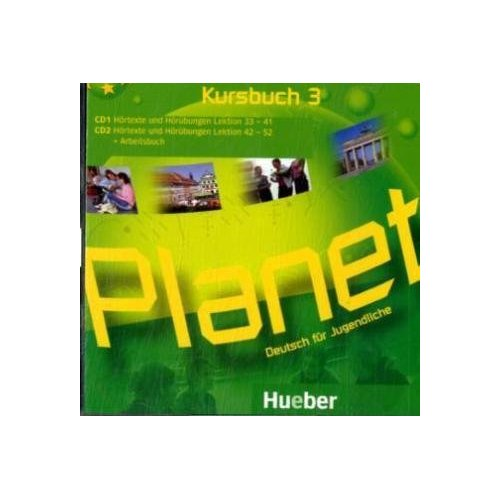 Planet 3 Audio-CDs zum Kursbuch (2)