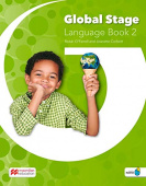 Global Stage 2 Literacy Book and Language Book with Navio App