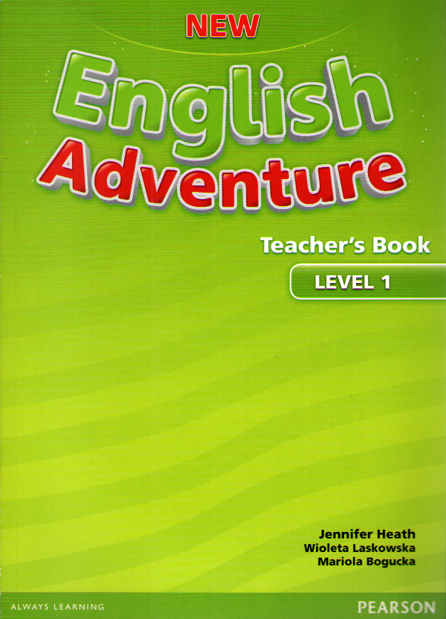 New English Adventure 1 Teacher's Book