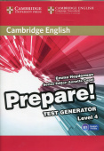 Cambridge English Prepare! Test Generator Level 4 CD-ROM