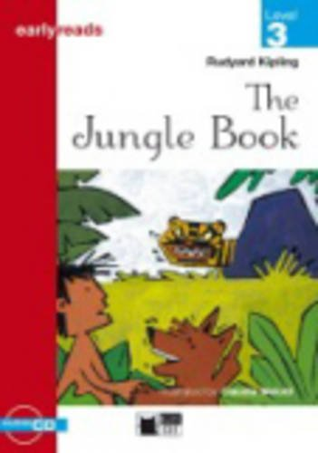 Black Cat Earlyreads Level 3: The Jungle Book with Audio CD