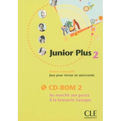 Junior Plus 2 - CD-Rom PC / MAC