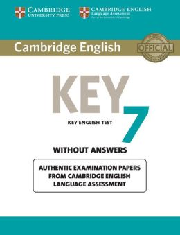 Cambridge English Key 7 Student's Book without Answers