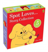 Ladybird: Spot Loves Story Collection (5-book box set)