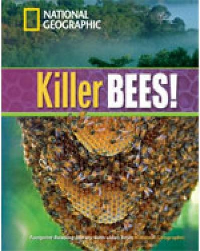 Fotoprint Reading Library B1 Killer Bees! with CD-ROM