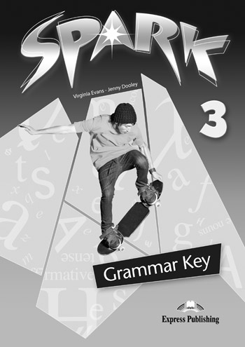 Spark 3 (Monstertrackers) Grammar Book Key