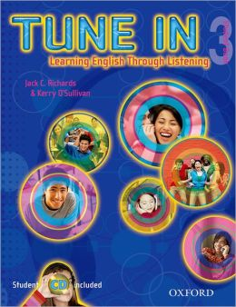 Tune In 3 Student Book with Student CD