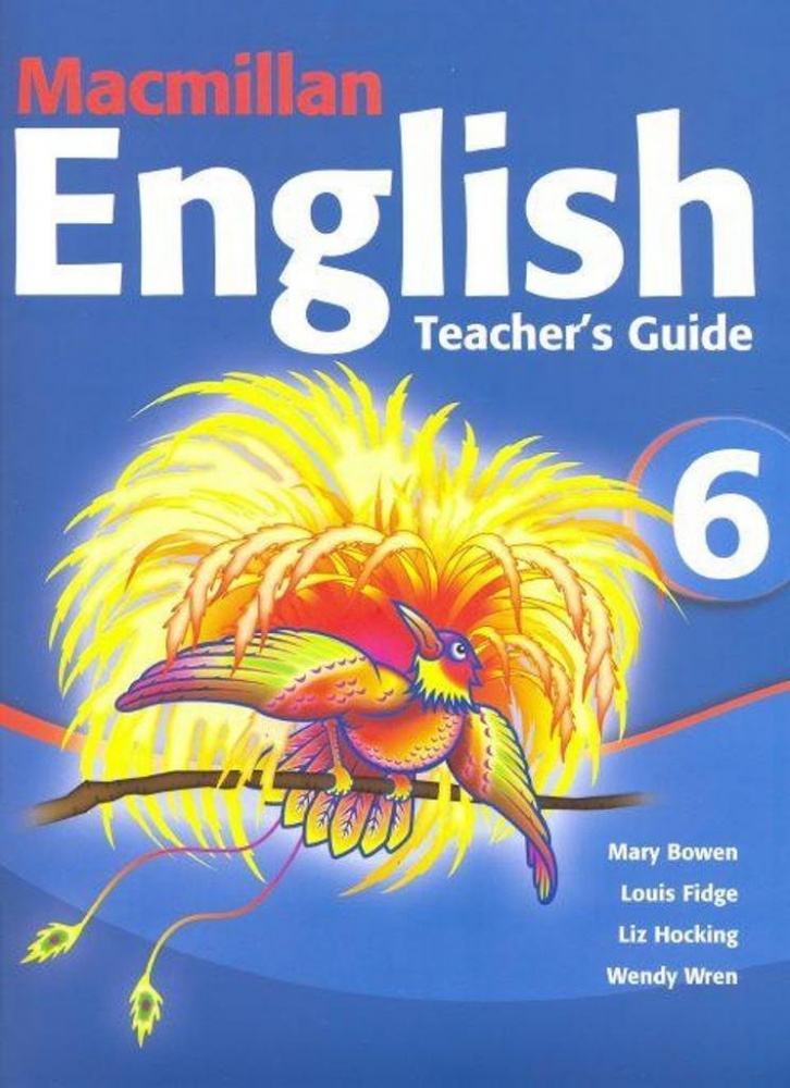 Macmillan English 6 Teacher's Guide