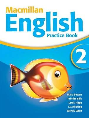 Macmillan English 2 Practice Book and CD-ROM