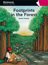 Primary Readers Level 6 Footprints in the Forest
