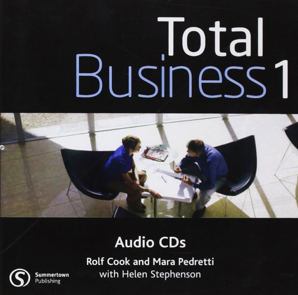 Total Business 1 Class CD