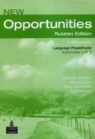New Opportunities (Russian Edition) Intermediate Language Powerbook
