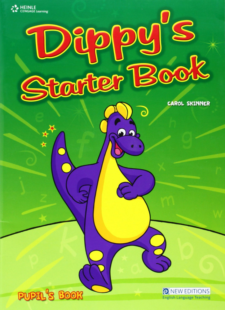 Dippy's Starter Book - Pupil's Book