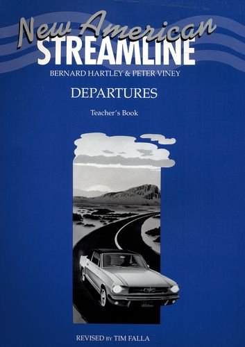 New American Streamline Departures Teacher's Book