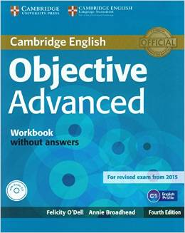 Objective Advanced 4th Edition (for revised exam 2015) Workbook without Answers with Audio CD
