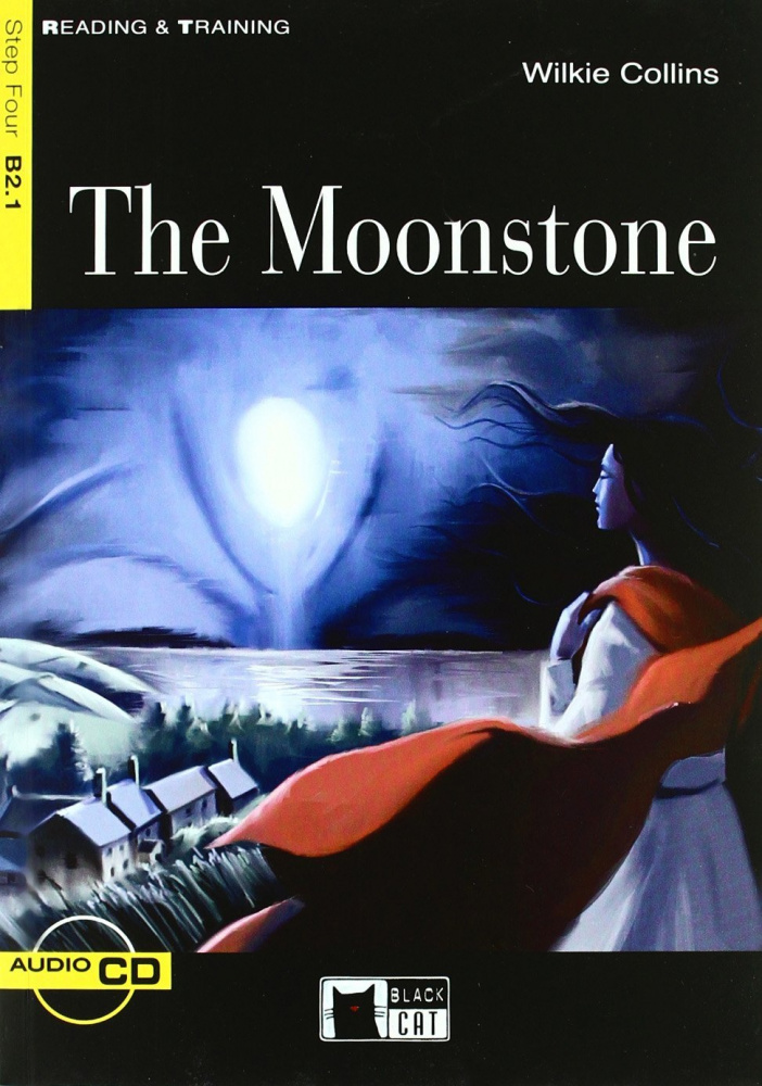 Reading & Training Step 4: The Moonstone  + CD