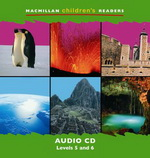 Macmillan Children's Readers Level 5-6 Audio CD (2005)