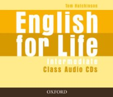 English for Life Intermediate Class Audio CDs (3)