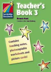 Cambridge Storybooks Level 3 Teacher's Book