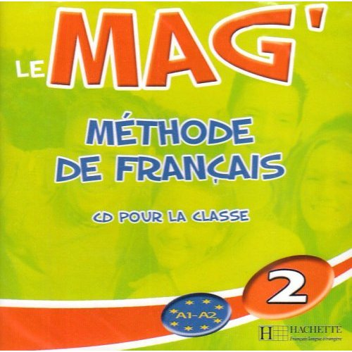 Le Mag' 2 - CD audio classe (Лицензия)