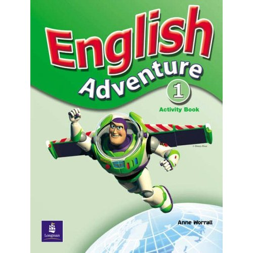 English Adventure 1 Activity Book