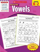 Scholastic Success with Vowels, Grades K-2
