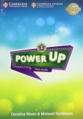 Power Up 1 Class Audio Cds(4)