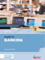 English for Banking in Higher Education Studies