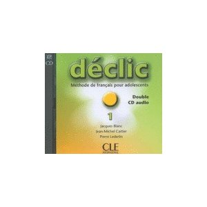 Declic 1 - 2 CD audio collectifs (Лицензия)