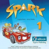Spark 1 (Monstertrackers) Ie-book