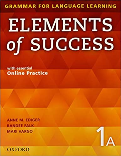 Elements of Success 1 Split edition: Student Book A with Online Practice