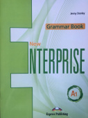 New Enterprise A1 Grammar Book with Digibooks