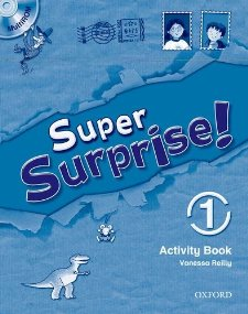 Super Surprise! 1 Activity Book and Multi-rom Pack