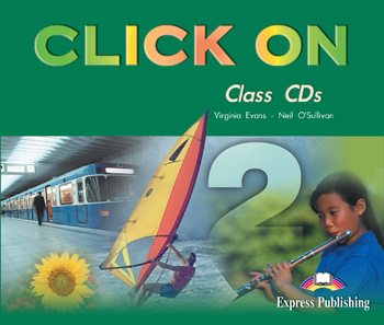 Click On 2 Class Audio CD (1 mp3)